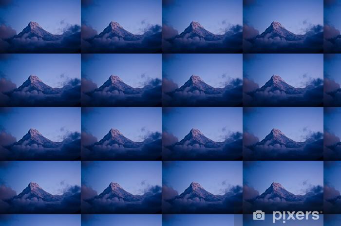 Tapeta na wymiar winylowa Annapurna południe szczyt - Sporty na świeżym powietrzu
