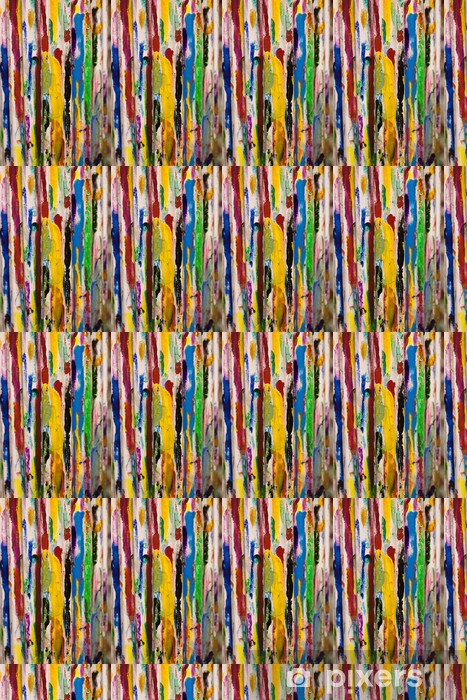 Peinture sur poteau Vinyl custom-made wallpaper - Backgrounds