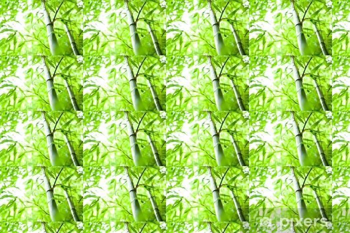 Vinylová tapeta na míru Bambusový les - Témata