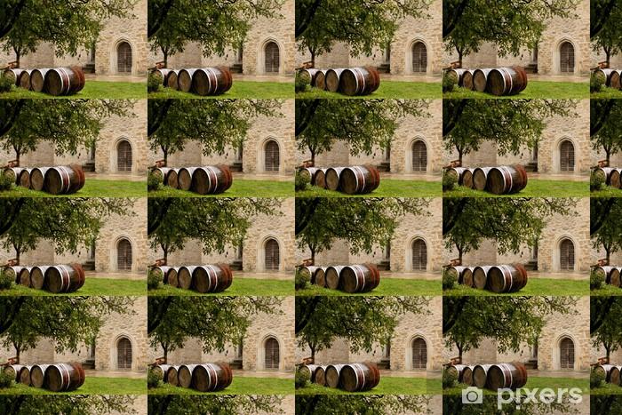 Tapeta na wymiar winylowa Dragomirna klasztor, Bukovina - Rumunia - Europa