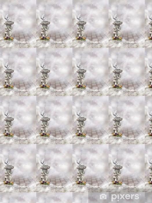 Serene Background Vinyl custom-made wallpaper - Backgrounds