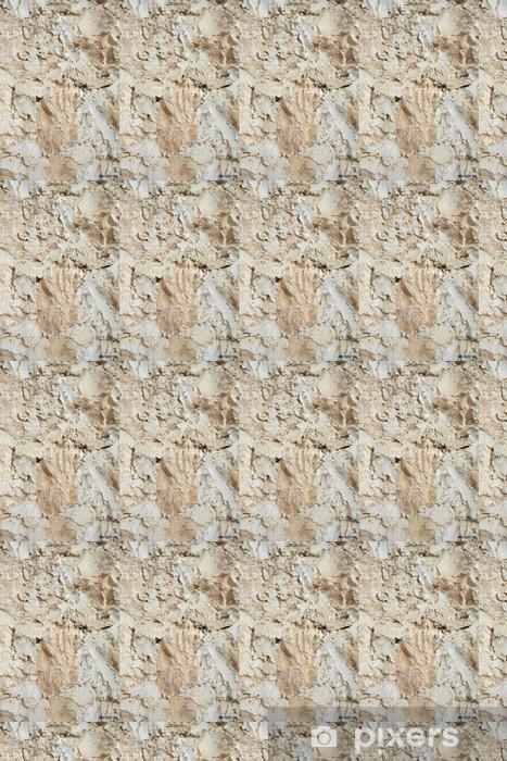 Papier peint vinyle sur mesure Plâtre murale classique - Textures
