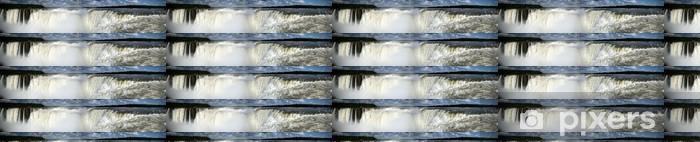 Vinylová tapeta na míru Ďáblova Throat, Iguazu Falls - Amerika