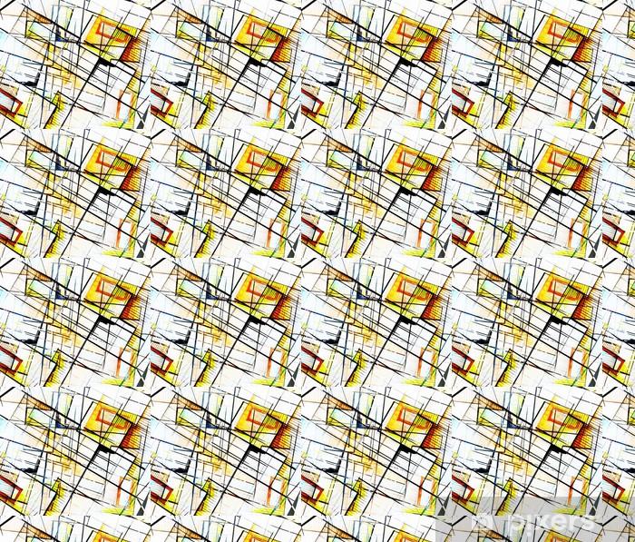 Vinylová tapeta na míru Abstraktní kompozice - Pozadí