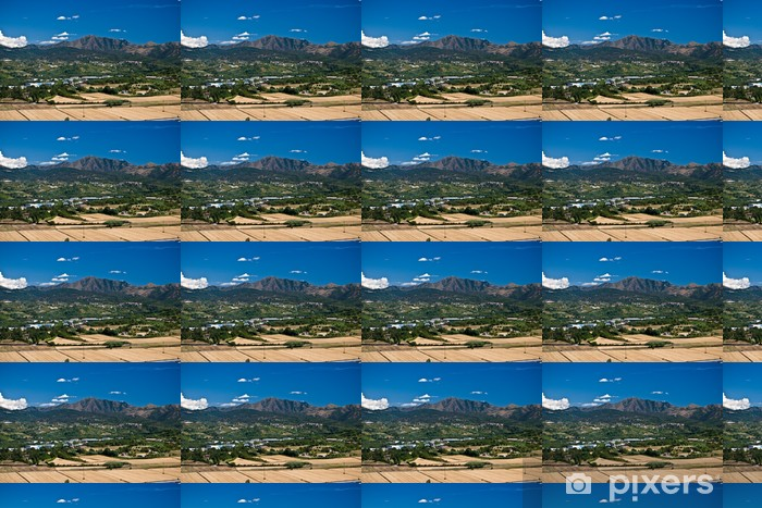Vinyltapete nach Maß Monte Tobio - Urlaub