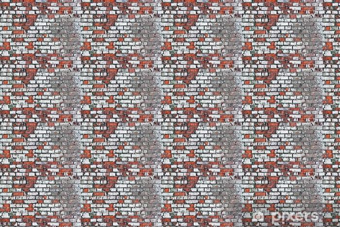Tapeta na wymiar winylowa Ceglana ściana - Tematy