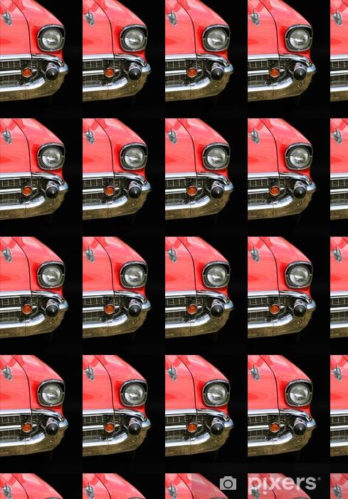 Tapeta na wymiar winylowa Red Chevy Car - Transport drogowy