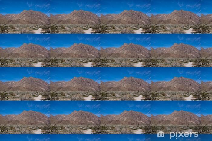 Papier peint vinyle sur mesure Collines désertiques - Amérique