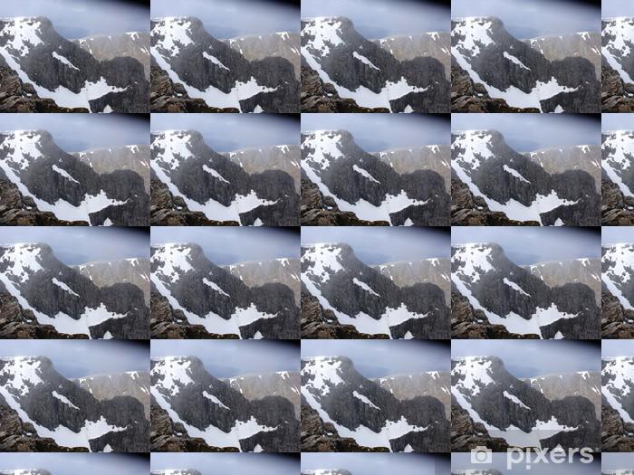 Tapeta na wymiar winylowa Widok na szczyt Ben Nevis - Sporty na świeżym powietrzu