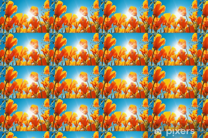 Tapeta na wymiar winylowa Piękne wiosenne kwiaty - Kwiaty