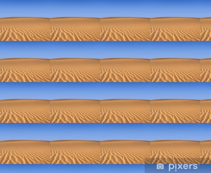 Papier peint vinyle sur mesure Sable de désert - Désert