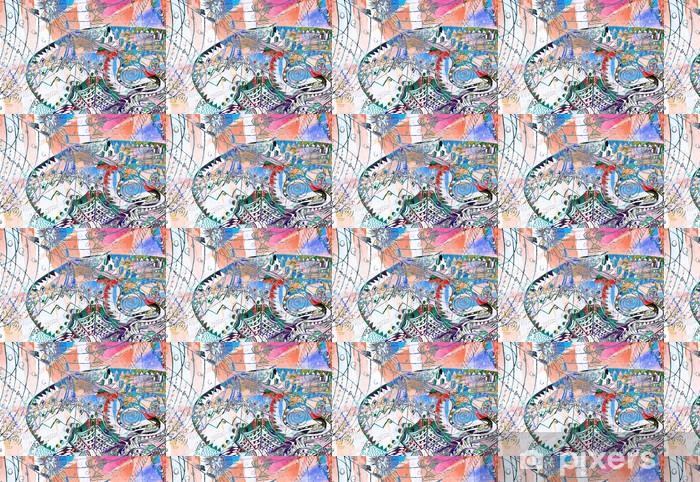 Tapeta na wymiar winylowa Abstrakcyjne tło - Abstrakcja
