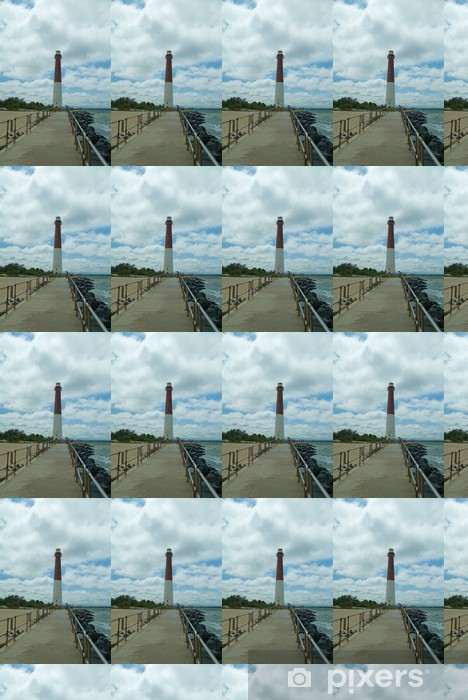 Vinyltapete nach Maß Barnegat Lighthouse - Amerika