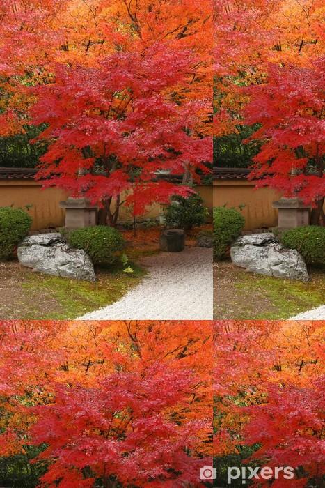 Japan in autumn Vinyl Wallpaper - Themes