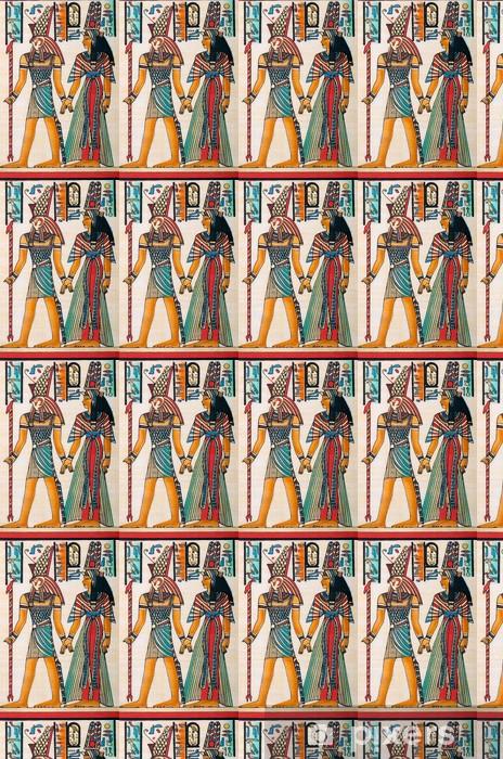 Vinylová tapeta na míru Egyptská historie koncept s papyrus - Domov a zahrada