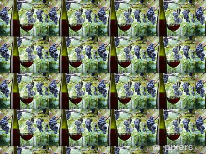 Vinyltapete nach Maß Red wine - Themen