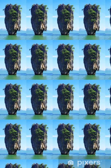 Papier peint vinyle sur mesure James bond island - Ciel
