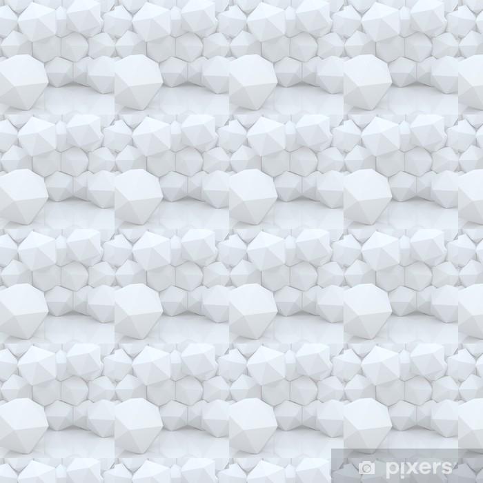 Geo Sphere background Vinyl custom-made wallpaper - Themes