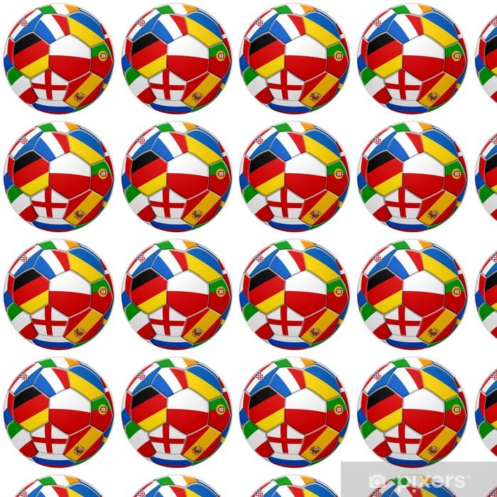 Fussball Wallpaper Vinyl Custom Made