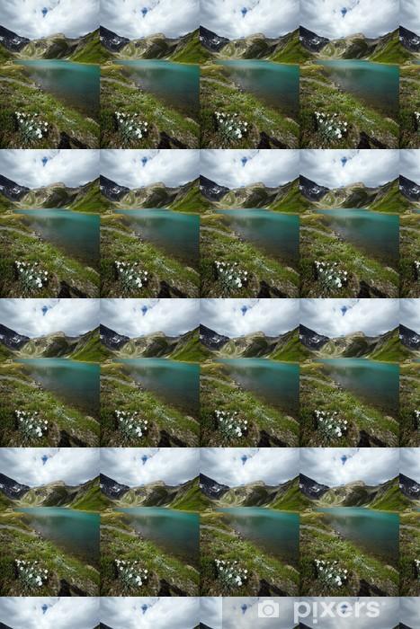 Vinylová tapeta na míru Natur parku Hohe Tauern II. - Prázdniny