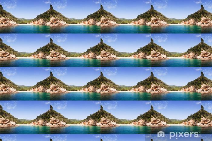 Papier peint vinyle sur mesure Costa Brava paysage de la côte - Europe