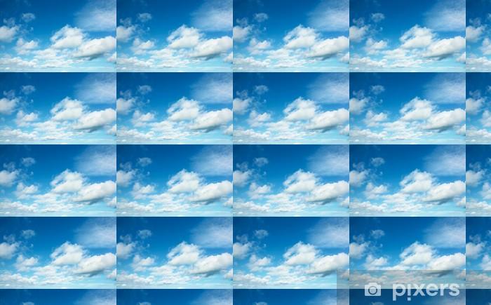 Tapeta na wymiar winylowa Błękitne niebo i chmury - Niebo