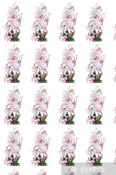 Vinylová tapeta na míru Jasmín - Květiny