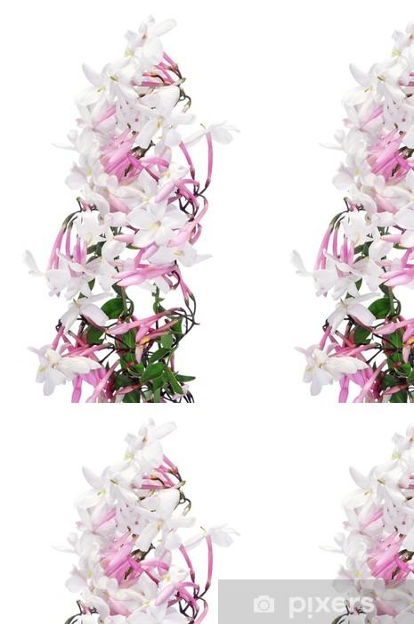 Vinylová Tapeta Jasmín - Květiny