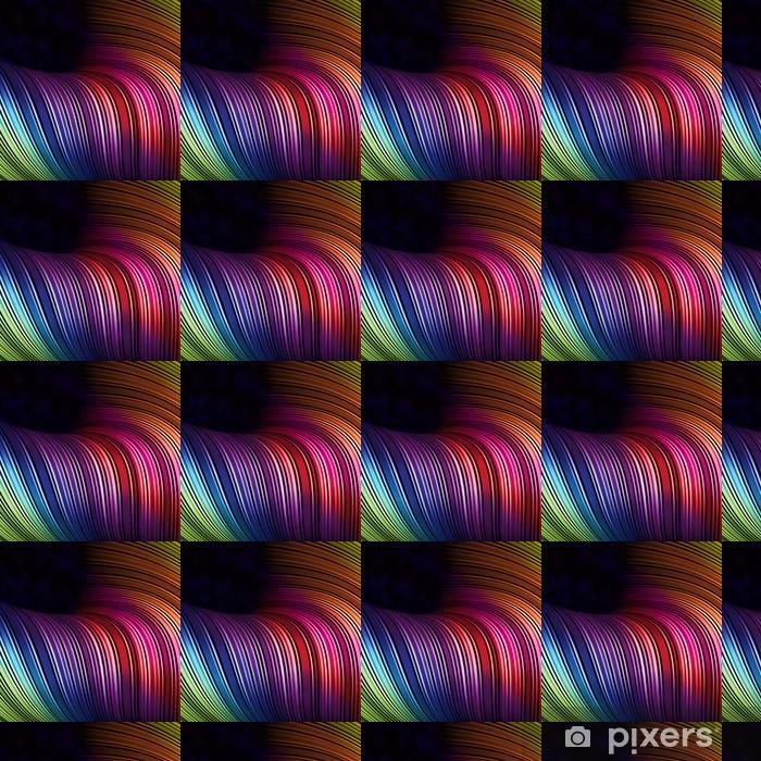 Tapeta na wymiar winylowa Kolorowe linie na tle abstrakcyjna - Abstrakcja