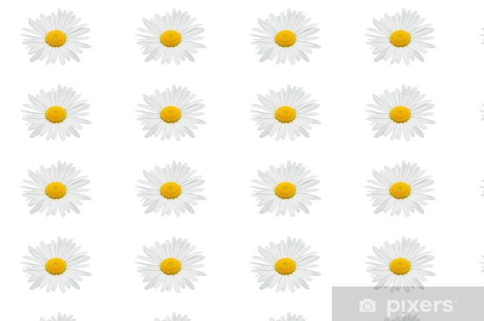 Tapeta na wymiar winylowa Biały kwiat - Tekstury