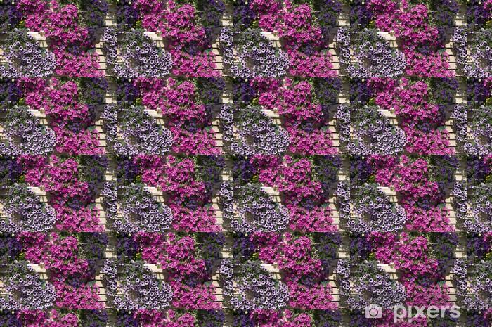 Papier peint vinyle sur mesure Petunie; Surfina - Fleurs