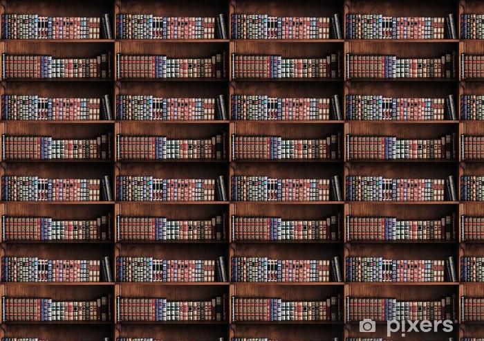 Tapeta na wymiar winylowa Półka z książkami - Hobby i rozrywka