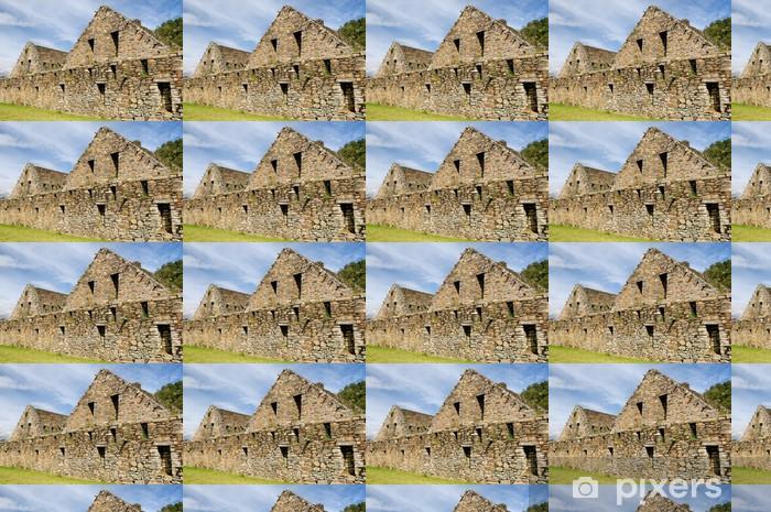 Tapeta na wymiar winylowa Peru, Inca ruiny zdalnego Choquequirau pobliżu Cuzco - Ameryka