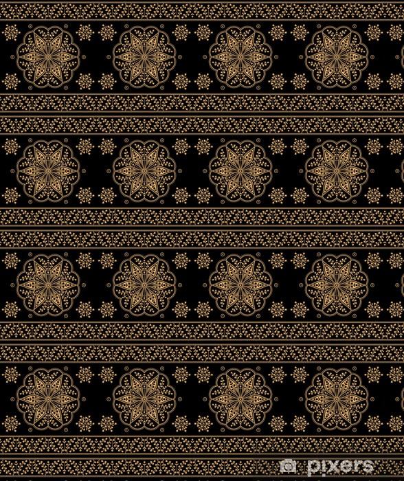 Tapeta na wymiar winylowa Kwiatowy ornament - Tła