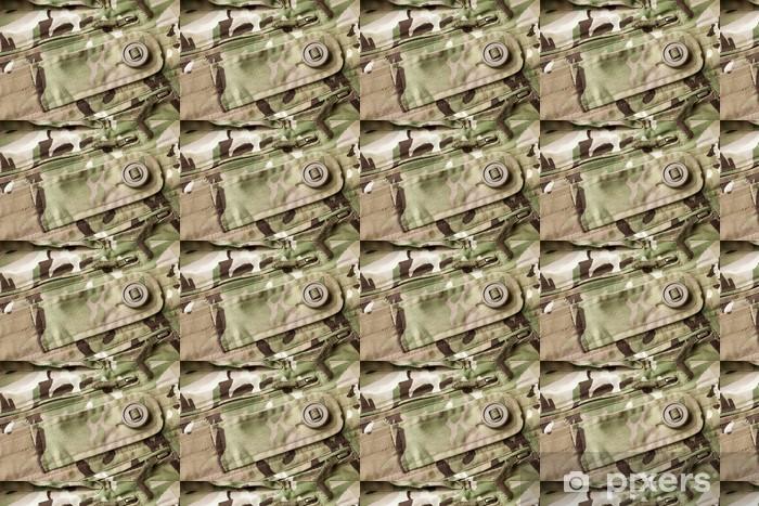 Papier peint vinyle sur mesure Contexte militaire - Thèmes