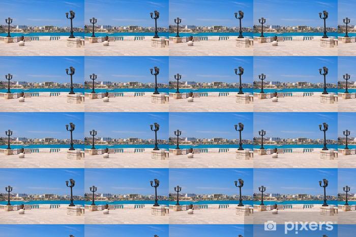 Panoramic view of Otranto. Puglia. Italy. Vinyl custom-made wallpaper - Holidays