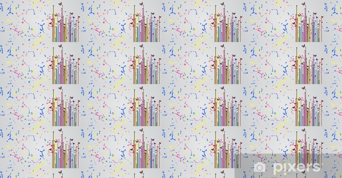Tapeta na wymiar winylowa Kolor powierzchni sztuki - Inne uczucia