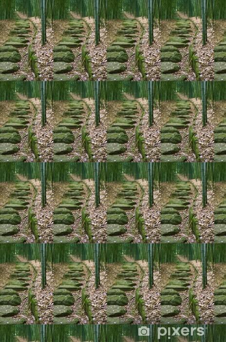 Tapeta na wymiar winylowa Szlak w Bamboo Forest - Religie