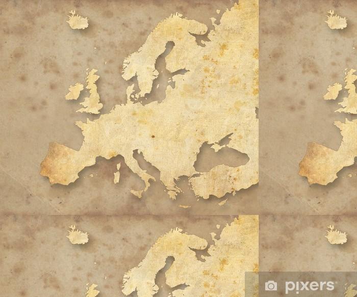 Vinylová Tapeta Evropa papír - Na cestě