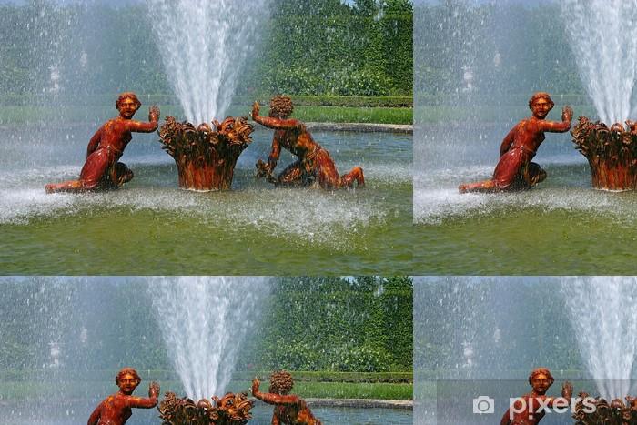 Vinylová Tapeta Versailles - fontána 2 - Evropská města