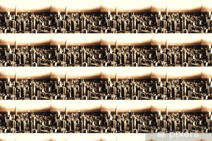 Papier peint vinyle sur mesure New york manhattan - Thèmes