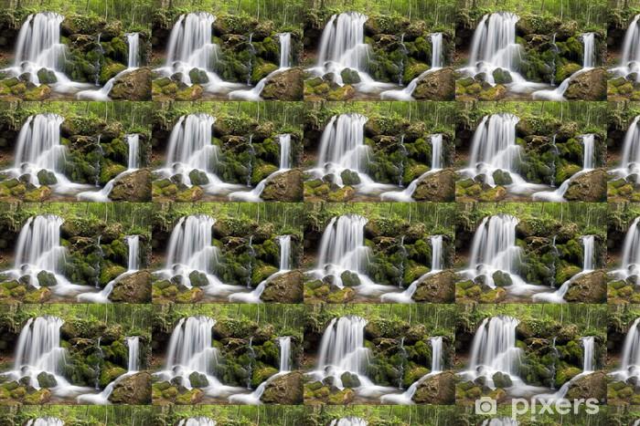 Vinylová tapeta na míru Wasserfall - Příroda a divočina