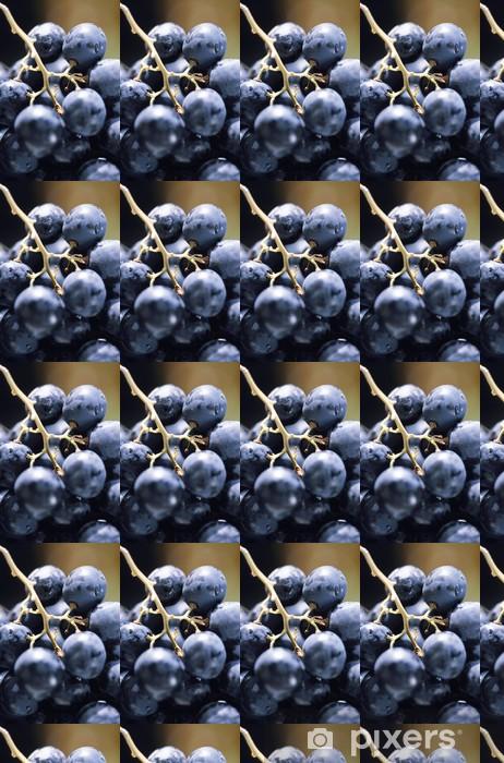 Tapeta na wymiar winylowa Kiść winogron - Owoce