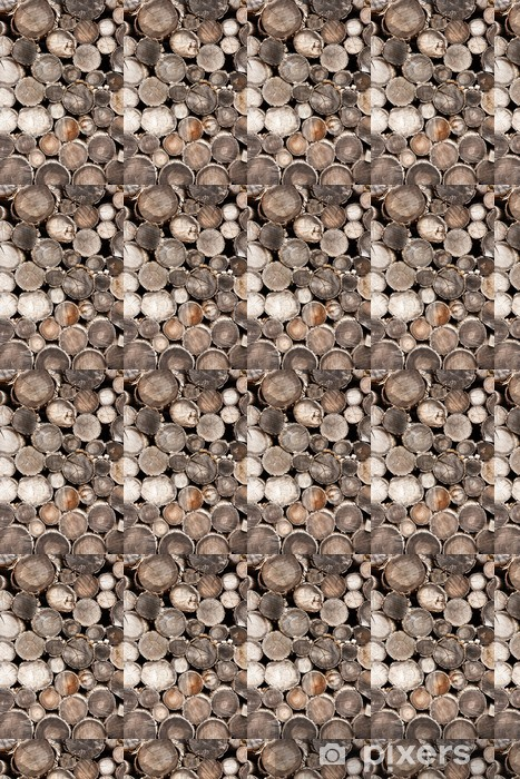 Altes Holz Vinyl custom-made wallpaper - Ecology