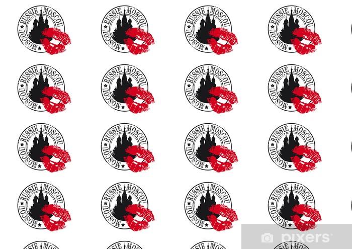 Vinylová tapeta na míru MOSCOU_KISS - Asijská města