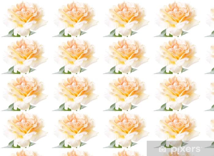 Papier peint vinyle sur mesure Pomme d'arrosoir - Fleurs