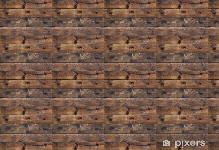 floor boards Vinyl custom-made wallpaper - Themes
