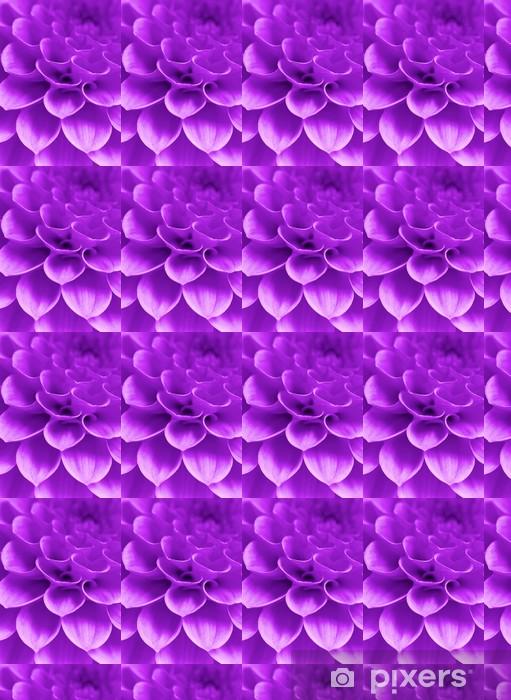 Vinylová tapeta na míru Abstraktní květinové - Květiny