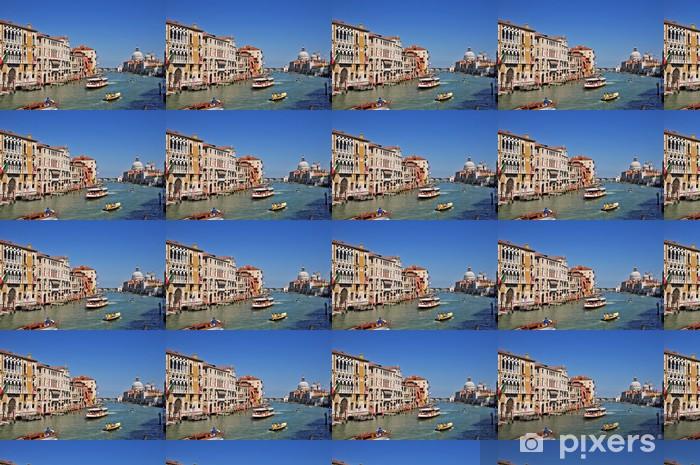 Tapeta na wymiar winylowa Wenecja przez Canal Grande - Miasta europejskie