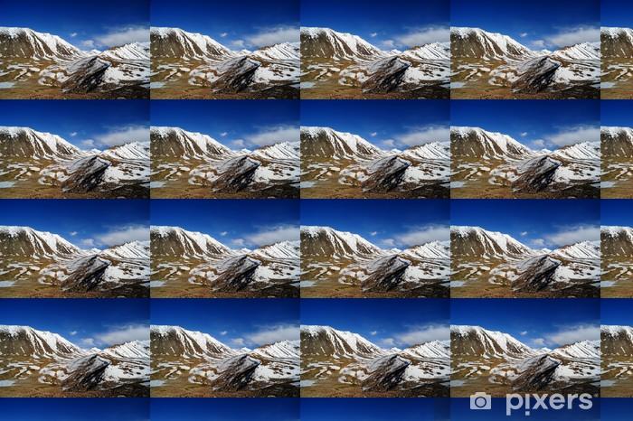 Tapeta na wymiar winylowa Himalaje - Tematy